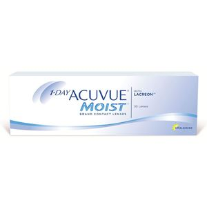 Imagine 1-DAY ACUVUE® MOIST®