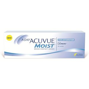 Imagine 1-DAY ACUVUE® MOIST® for Astigmatism