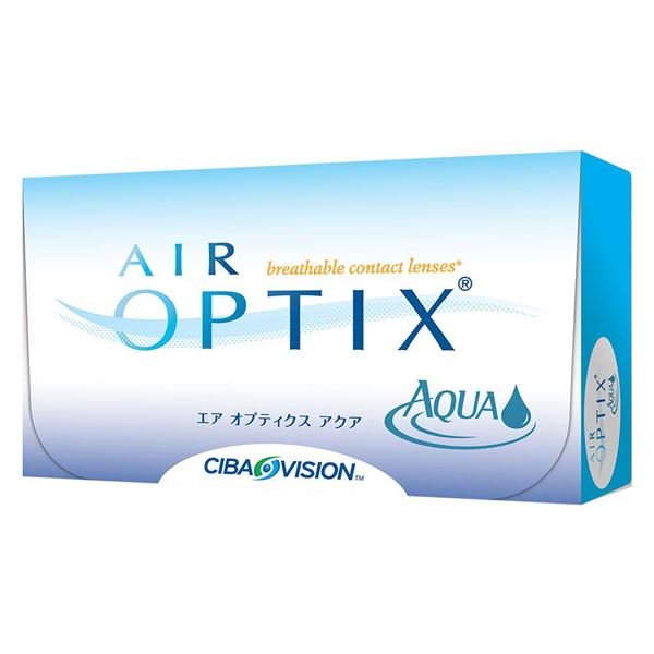 Imagine AIR OPTIX® AQUA