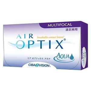 Imagine AIR OPTIX® AQUA Multifocal