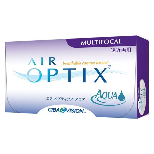 Imagine AIR OPTIX® AQUA Multifocal