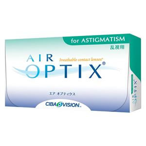 Imagine AIR OPTIX® for Astigmatism