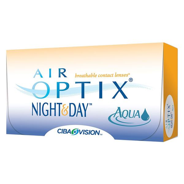 Imagine AIR OPTIX® NIGHT&DAY® AQUA