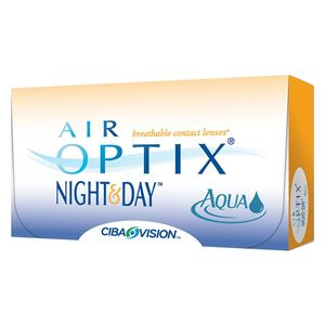 Imagine AIR OPTIX® NIGHT&DAY® AQUA (6 buc.)
