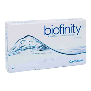 Imagine Biofinity®