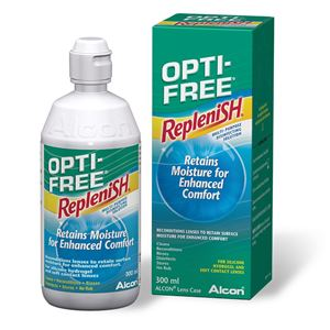 Imagine OPTI-FREE® RepleniSH®