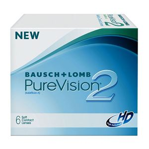 Imagine PureVision®2 HD, terapeutice (6 buc.)