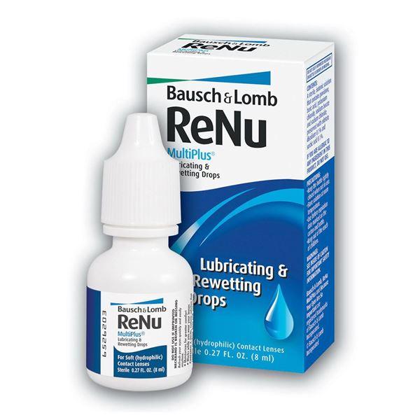 Imagine ReNu MultiPlus® Lubricating and Rewetting Drops