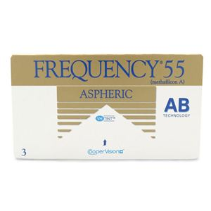 Imagine Frequency® 55 aspheric