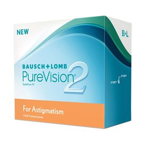 Imagine PureVision®2 HD for Astigmatism