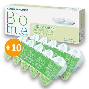 Imagine Biotrue® ONEday (30 + 10 lentile)