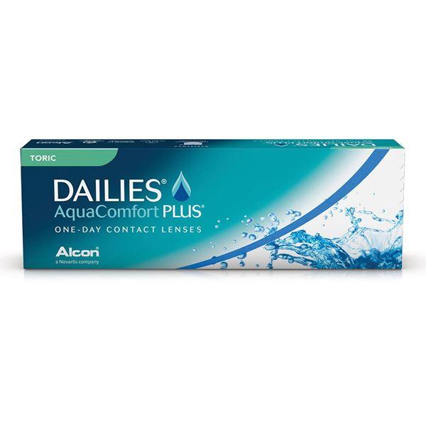 Imagine DAILIES® AquaComfort Plus® Toric (30 buc.)